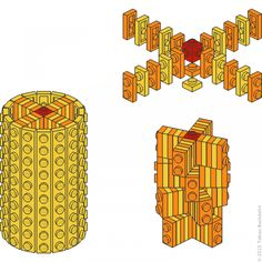 A visual dictionary for LEGO® building techniques Diy Arduino, Lego Burg, Pokemon Lego, Instructions Lego, Lego Words, Male Character, Lego Sculptures, Josi, Lego Activities