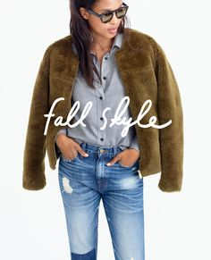 The Fall Pieces to Have.