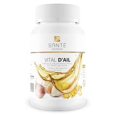 Vital D'ail - Vitamina do Óleo de Alho