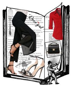 """""""#rosegal"""" by fashion-girl-0 ❤ liked on Polyvore featuring Gucci and LE3NO"""