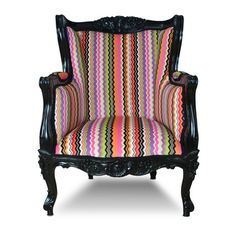 LTD Aveline Chair Multi, $799, now featured on Fab.