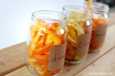 how to make candied fruit peel