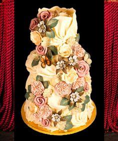 Choccywoccydoodah Gatekeeper cake • Choccywoccydoodah
