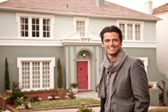 John Gidding, host of HGTV's Curb Appeal and Curb Appeal: The Block, shares easy ways to spruce up your home's exterior and landscaping on HGTV.com.