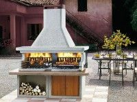 MIAMI-3_www.exclusivdesign.ro Miami, Barbecue, Interior, Outdoor Decor, Garden Ideas, Design, Kitchen, Home Decor, Kitchens