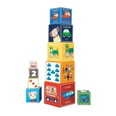 Popipop stackable cubes-product