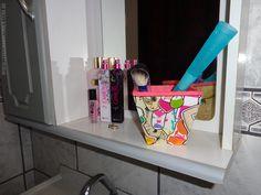 (DIY) Vasinho decorado com recortes de revista