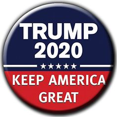 Trump 2020 Keep America Great Inch Rally Pack - Republican Campaign Pin - Gop Political Badge Trump Is My President, Vote Trump, Pro Trump, Greatest Presidents, American Presidents, American Flag, Political Campaign, Political Memes, Trump Train