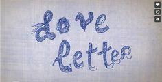 Niki de saint Phalle : Loveletter