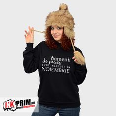 Hanorac / Bluza, Cadou de Craciun - Santa doesn`t believe in you either Noiembrie, Optimism, Graphic Sweatshirt, T Shirt, Believe In You, Revolution, Winter Hats, Santa, Sweatshirts