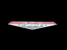 1964 GTO Fender Badge