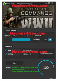 frontline commando d day unlimited coins and money