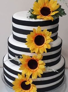 Sunflower Birthday Cakes, Sunflower Party, Sunflower Cakes, Sunflower Baby Showers, Christmas Events, Christmas Ad, Christmas Makes, Cheap Christmas Gifts, Christmas Gifts For Friends