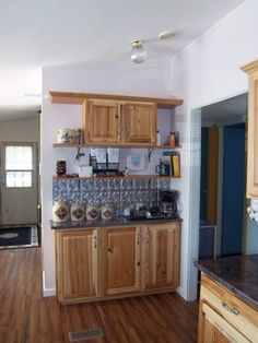 Want - Kitchen Classics Cabinets in Denver Hickory @ Lowes