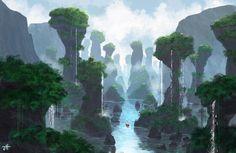 Paradise by Suiatsu on deviantART