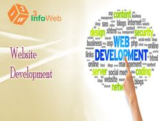 The website development process,like-includes web design, web content development, client-side/server-side scripting and network security configuration, among other tasks.3infoweb is a web development company in Tanzania.