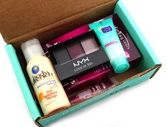 Beauty Box Five: December 2013