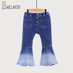 Cyhulu Kids Baby Girls Solid Off Shoulder Denim Top+Hole Jeans Shorts 2Pcs Infant Girls Summer Outfits Set