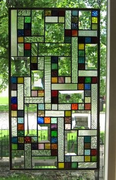 Stained Glass Heirlooms: Vibrant