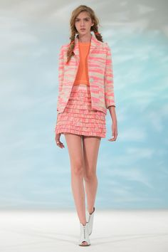 This. Calla Spring 2014 Ready-to-Wear Collection.