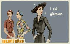 Glamorous & lol!!