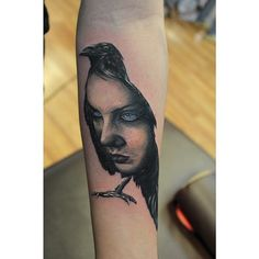 Cool tattoo by the guys from Zabitye Tattoo Studio, Russia TattooStage.com - Ratings and reviews for tattoo artists and studios. #tattoo #tattoos #ink