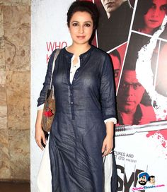 Tisca Chopra Picture Gallery image # 295564 at Screening of Film Rahasya containing well categorized pictures,photos,pics and images. Picture Photo, Celebrity Style, Vogue, Celebs, Actresses, Shirt Dress, Film, Kurtis, Sarees