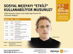 Digital Age Seminer içerik/programı