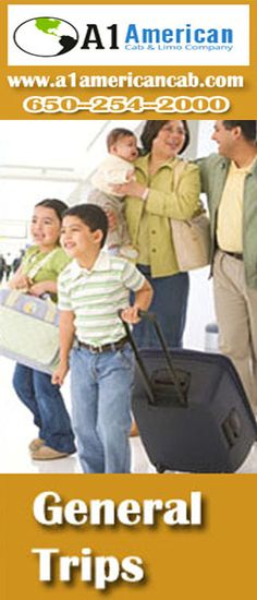 Looking for taxi intended to family trip near Cupertino or San Jose Airport View just give a call now 650-254-2000. You can also book your taxi here http://www.a1americancab.com/cupertino/