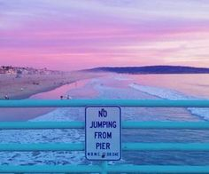 #beach #sunset #cottoncandyskies
