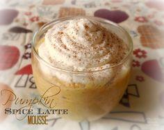 Pumpkin Spice Latte Mousse(1)