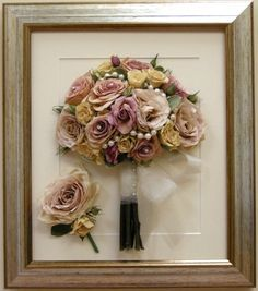 Wedding Bouquet Preservation Specialists - Precious Petals