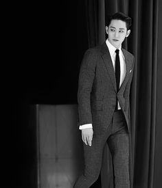 """semperji: """" """"Lee Soo Hyuk, at the Neighborhood Hero presser, (Jan 19, 2016). """" """""""