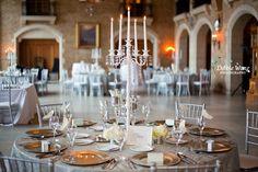 Elegant silver crystal wedding at Banff Springs Hotel. Debbie Wong Photography,  www.debbiewongphotography.com