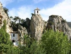 Campanario y Portal de Guadalest, Guadalest - Alicante Alicante, Murcia, Valencia, 4 Star Hotels, Front Desk, Car Parking, Mount Rushmore, Public, Mountains