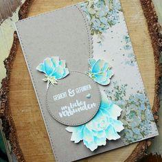 Peony, Wedding Card, Altenew, Cardmaking, Cards, Crafting
