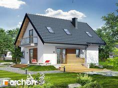 Будинок в портулаках ver.3 | archon.com.ua Cabin, House Styles, Outdoor Decor, Home Decor, Decoration Home, Room Decor, Cabins, Cottage, Home Interior Design