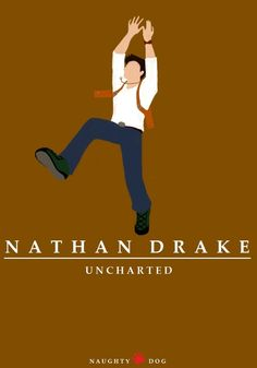 Drake from Uncharted