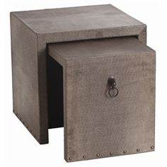 Equus Nesting End Tables Set of 2