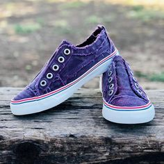 Blowfish Play Sneakers in Deep Plum Fall Fashion Trends, Winter Fashion, Travel Must Haves, Only Clothing, Funny Tees, Summer Tops, Beautiful Shoes, Fashion Boutique, Plum