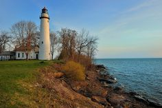 Sunrise Side  Point Aux Barques Lighthouse - Port Hope, Michigan | Flickr - Photo Sharing!