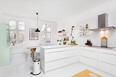 Inspiring Homes: Norwegian Blogger Home for Sale | Nordic Days