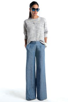 Love wide leg pants