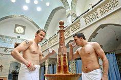 Branko Radivojevic & Tomas Kopecky Ice Hockey, Sumo, Wrestling, Sports, Swimwear, Lucha Libre, Hs Sports, Bathing Suits, Swimsuits