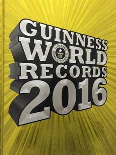 Morrighan: Passatempo: Guinness World Records 2016