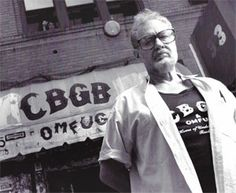 Hilly Kristal and CBGB