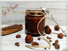 FIT & SWEET          : NUTELLA CASERA FIT