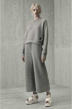T by Alexander Wang Resort 2016 Fashion Show:
