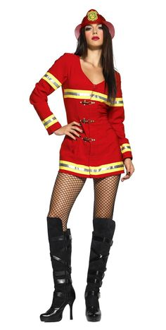Firefighters are very slutty