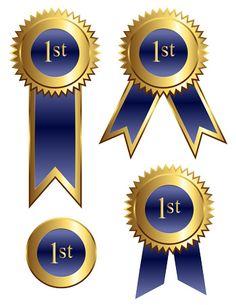 Printable award ribbons free printable award ribbon templates